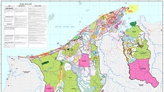 Brunei National Land Use Master Plan 2006 - 2025